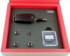 AUDI ACCESSORI ORIGINALI NUOVI - Chiave USB, SD16GB, Coprivalvole, IDEA REGALO!!
