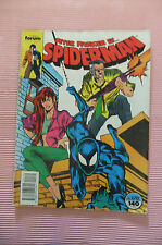 3.5 VG- VERY GOOD SPECTACULAR SPIDER-MAN # 121 SPANISH EURO VARIANT OWP