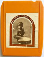 VINTAGE GEORGE HARRISON THE CONCERT FOR BANGLA DESH APPLE 8 TRACK TAPE CARTRIDGE
