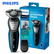 *SALE* Philips AquaTouch Wet & Dry Men's Electric Skin Protection Shaver+Trimmer