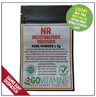BEST SELLING NR Nicotinamide Riboside PURE POWDER NAD+ FOR HEALTHY AGEING