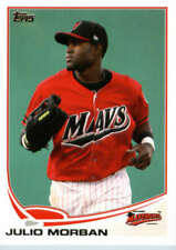 2013 Topps Pro Debut #97 Julio Morban (Prospect / Rookie Card) NM-MT