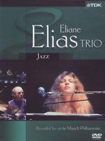 Eliane Elias - Trio - DVD NUOVO