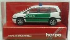 HERPA Nr.044837 Opel Zafira Polizei - OVP