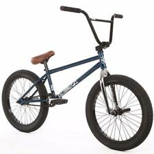 "2018 FIT BIKE CO BMX HANGO 20"" TRANS DARK BLUE BICYCLE SUNDAY HARO CULT KINK"