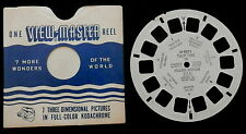 View-Master #SP-9071 Tulip Time Holland Michigan 1952