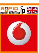 VODAFONE UK servizio di sblocco di iPhone 5 5S 6 PLUS 6S 6S PLUS iPhone 7 Plus