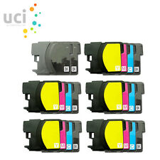 22 Ink Cartridge For Brother LC985 DCP-J125 DCP-J140W DCP-J315W DCP-J515W
