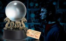 HARRY POTTER COLLECTOR PROPHECY ORB CRYSTAL BALL GLOBE SNAKE SERPENT STAND NEW
