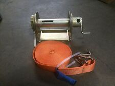 Pro-Lash Slide On Truck Winch with 9M X 50MM Strap - 2000KG Capacity