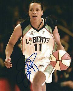 Teresa Weatherspoon Autographed Signed 8x10 Photo ( Liberty ) REPRINT