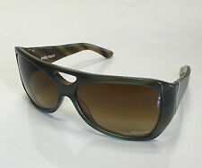 Initium Sticky Fingers Polarized Handmade Mens Womens Sunglasses-Blue
