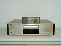 Sony CDP-X505ES High-End CD-Player in Champagner inkl. FB, 2 Jahre Garantie