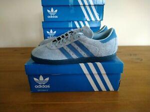 Adidas Originals Tobacco Argie Blue Like Tahiti 2013 Size 9.5 UK BNIBWT