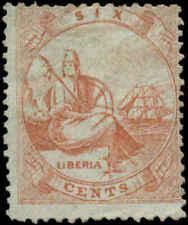 Liberia Scott #13 Mint No Gum