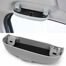 Car Glasses Storage Box Case Holder Fit for Mitsubishi Pajero Glant Lioncel ASX
