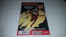 Deadpool Vol. 3 # 15 (2013, Marvel NOW) 1st Print Captain America