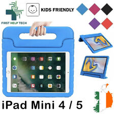 Apple iPad Mini 4 5 Case Kids Shockproof Cover Soft EVA Foam Handle Stand New