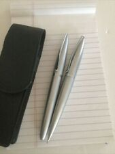 Acura / Apex Pen & Mechanical Pencil Set. Never Used And In Case.