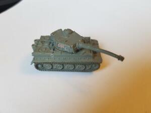 Micro Machines Tiger vehicles Tank Grey