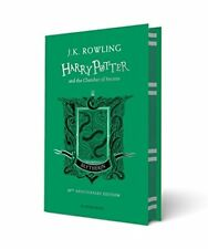 Harry Potter and the Chamber of Secrets– Slytherin Edition By Rowling(Hardcover)