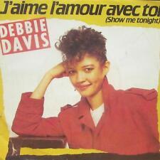 """Debbie Davis(7"""" Vinyl)J'aime L'Amour Avec Toi-Wea-Portugal-VG/NM"""