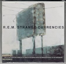 "CD SP  R.E.M  ""STRANGE CURRENCIES"" (NEUF SCELLE)"