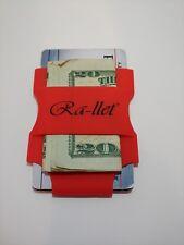Patented! Minimalist Wallet(Money Band) - Great Stocking Stuffer!