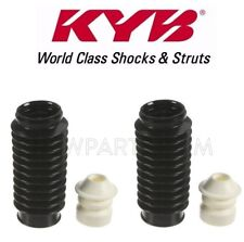 Set of 2 Kyb Suspension Strut Dust Sleeves For Mitsubishi Nissan Infiniti Chevy
