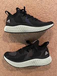 Adidas Alphaedge 4D Parley Sneakers (men's size US Size 10.5)