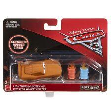 Disney Pixar Cars 3 Demo Derby Lightning McQueen as Chester Whipplefilter 1:55