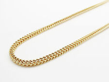 10K Gold Franco Chain 28 Inches 3MM 16 Grams