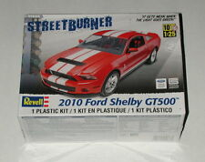 Revell Street Burner 1:25 Scale 2010 Ford Shelby Gt500 Sealed