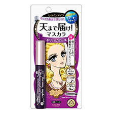 Kiss Me Heroine Make Volume & Curl Mascara Super Waterproof 6g Renew Japan F19