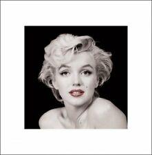Marilyn Monroe Red Lips Art Print 40 x 40 cm Officially Licensed