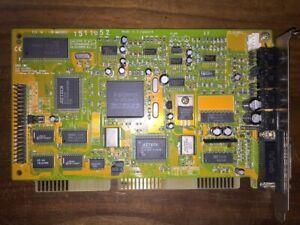 Aztech Sound Galaxy Waverider Pro 32 3D Wavetable ISA soundcard