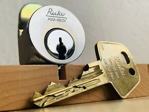 Ruko Garant+ Plus (ASSA DP4400) High Security Lock w/ Key Locksport Sub Assemble