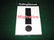 Rolling Stones Highwire 2000 Light Years From Home cassingle sealed