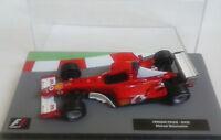 F1 FORMULA ONE 1:43 AUTO FERRARI F2002 - 2002 MICHAEL SCHUMACHER