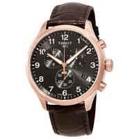 Tissot Chrono Classic XL Chronograph Black Dial Men's Watch T116.617.36.057.01