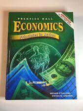 Economics Principles In action (Hardcover, Student edition) Prentice Hall