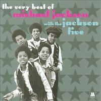 MICHAEL JACKSON WITH THE JACKSON FIVE The Very Best Of CD BRAND NEW Motown