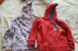 Hooded Jackets/Tops. 3 years.