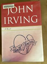 Until I Find You by John Irving, first edition, hardcover, 2005 ex library