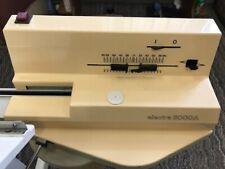 Passap 3000A Motor for E6000 or DM80 Knitting Machine