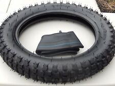 3.00-12 Pulgadas Neumático + Cámara Trail Off Road Dirt Bike Motocross