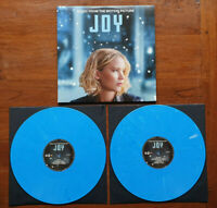 2 LP Vinyl - Joy - Music From The Motion Picture - Soundtrack - OST