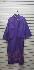 Clothes/Dress With Bolero Jacket/C-LADIESPurple-C4 Liquidation Sale!!!!