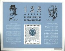 Estonia block7 (complete.issue.) unmounted mint / never hinged 1994 festival sin