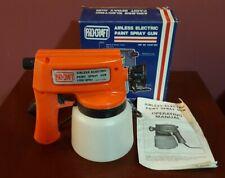 Pro Craft Airless Electric Paint Spray Gun